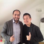 Partnership Agreement with OSVEHICLE CEO Tin Hang Lui - Turin - Italy
